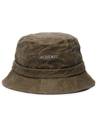 Jacquemus Gadjo Bucket Hat - Farfetch