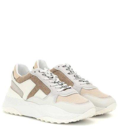Tod's - Suede sneaker