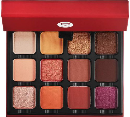 Viseart - Warm EDIT Eyeshadow Palette
