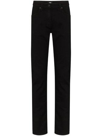 Paige Lennox Slim-Fit Jeans M6535212139 Black | Farfetch