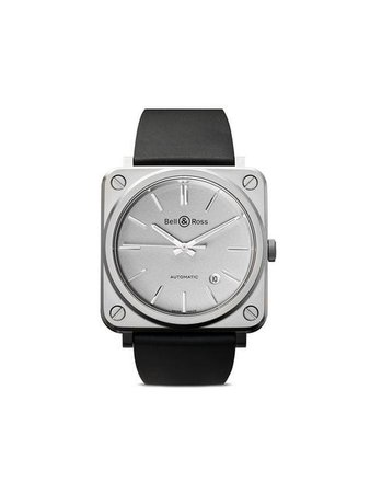 Bell & Ross BR S-92 Matte Grey 39mm watch