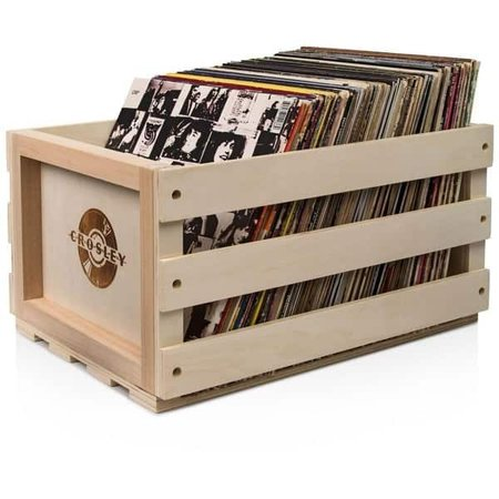 records in crate