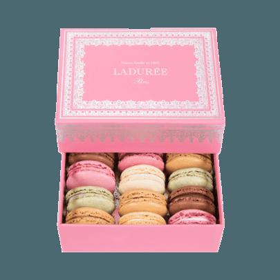 Pink Napoléon III gift box