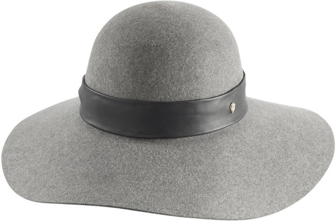 Zahra Wide Brim Hat