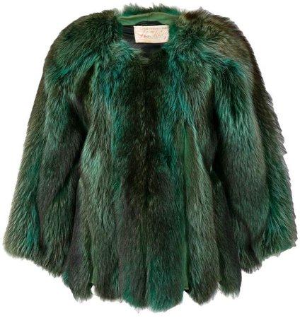 A.N.G.E.L.O. Vintage Cult 1970s fur coat