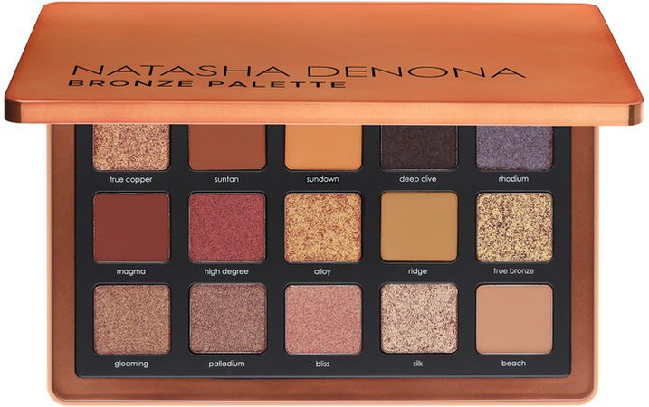 Bronze Eyeshadow Palette