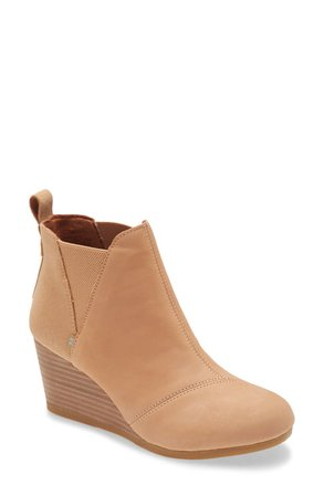 Tan booties | Nordstrom