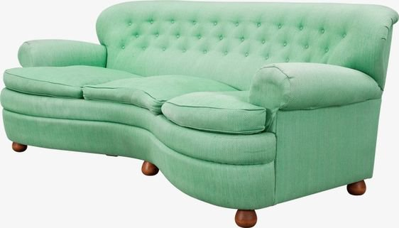 green couch png filler furniture