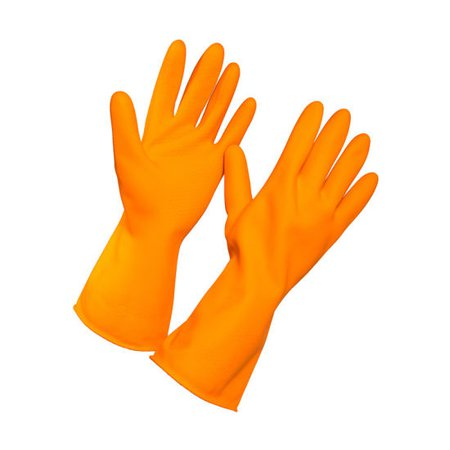 Custom Cleaning Reusable Comfortable and Durable Silicone Household Gloves