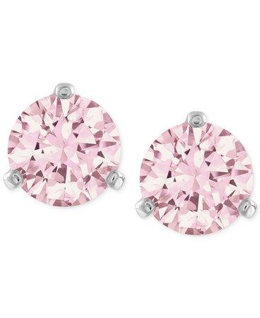swarovski-rose-silver-tone-pink-crystal-stud-earrings-product-0-339259913-normal.jpeg (1320×1616)