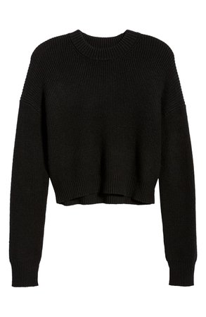 Lulus Huddle Up Knit Pullover Sweater | Nordstrom