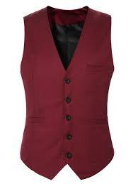 Uno Red Vest