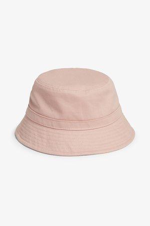Bucket hat - Soft pink - Hats, scarves & gloves - Monki WW