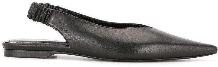 Tara flat sandals