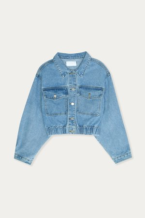 Denim Jacket 6689 | OAK + FORT