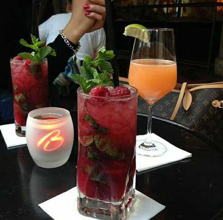 Drinks discovered by cook on We Heart It