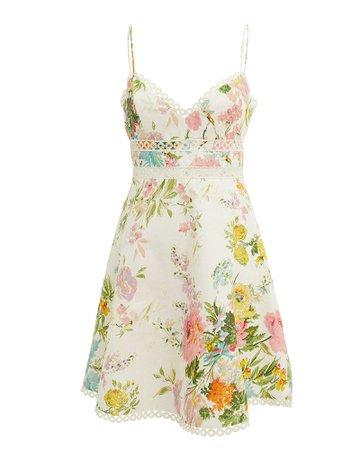 Heathers Garden Floral Dress