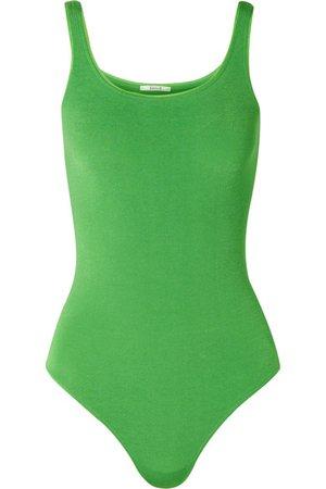 Wolford | Jamaika stretch-jersey thong bodysuit | NET-A-PORTER.COM