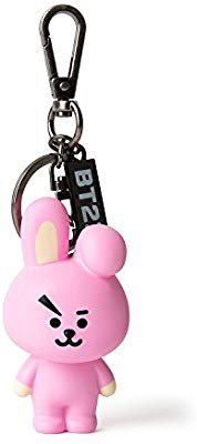 Amazon.com: BT21 Official Merchandise by Line Friends - CHIMMY Keychain Ring: Gateway