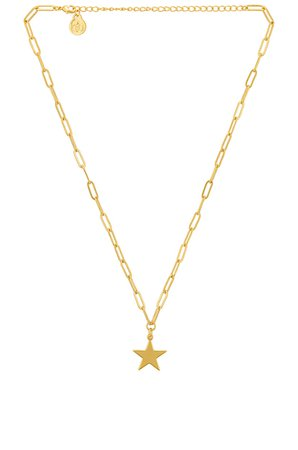 Cloverpost Haven Necklace in Yellow Gold | REVOLVE