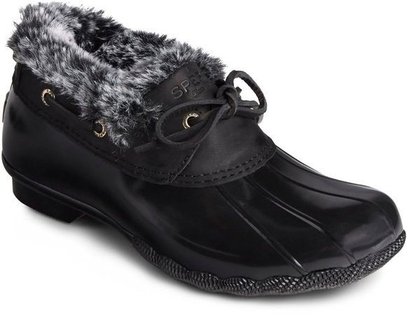 Saltwater Faux Fur Lined Boot