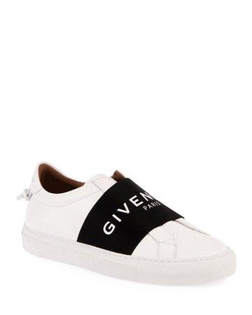 Givenchy Urban Street Logo Sneakers | Neiman Marcus