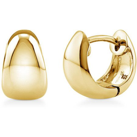 gold earrings polyvore - Pesquisa Google