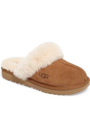 UGG® Cozy II Scuff Slipper (Toddler, Little Kid & Big Kid) | Nordstrom