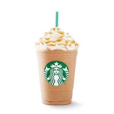 Starbucks Caramel Frapp