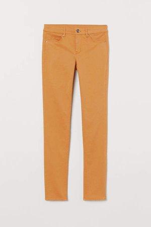 Super Skinny Regular Jeans - Yellow