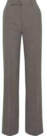 Dietrich Wool-blend Crepe Straight-leg Pants