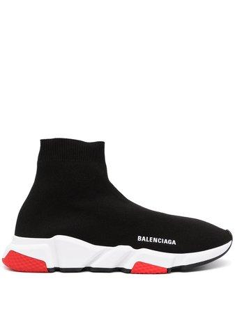 Balenciaga Speed slip-on Sneakers - Farfetch