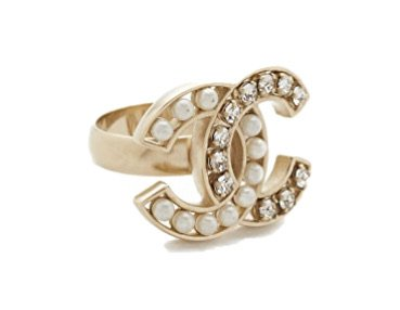 Chanel Pearl Ring
