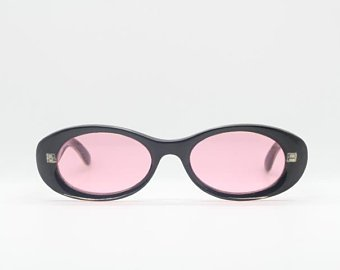 des années 90 / 2000 s lunettes de soleil vintage. NOS. Cadre   Etsy