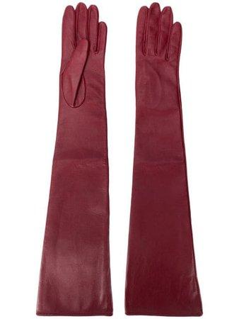 Manokhi long gloves - FARFETCH