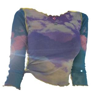 90s Top Shirt PNG