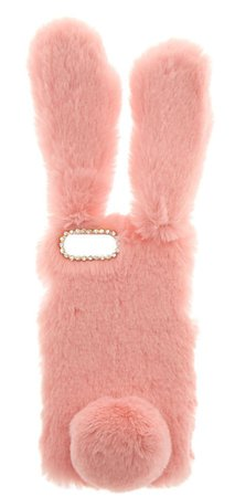 fluffy bunny iPhone 7/8 case