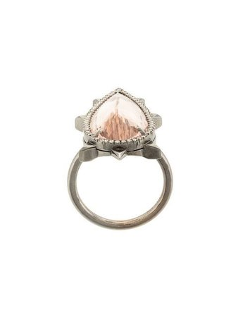 Eva Fehren Morganite Ring