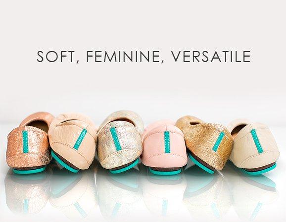 Tieks by Gavrieli- The Ballet Flat Reinvented