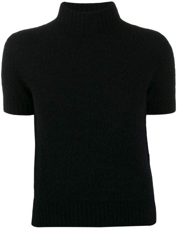 Dolcevita turtleneck knitted top