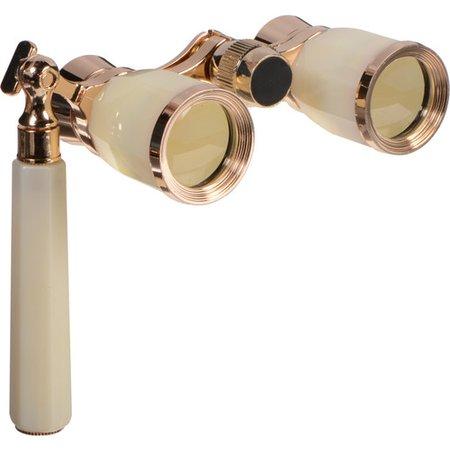 Used LaScala Optics 3x25 Rigoletto Opera Glasses LSR-09 B&H