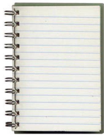notebook pad