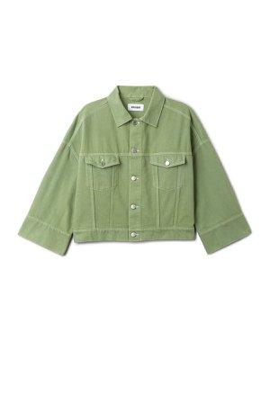 Tempera Jacket - Dusty Green - Jackets - Weekday GB
