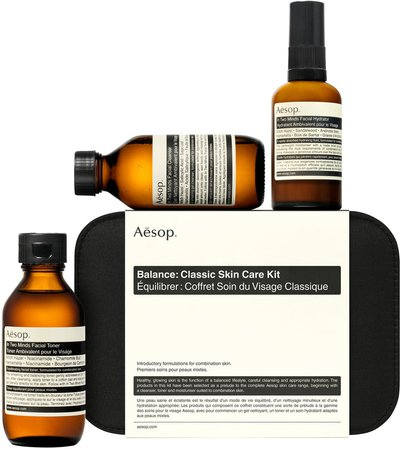 Balance Classic Skin Care Set