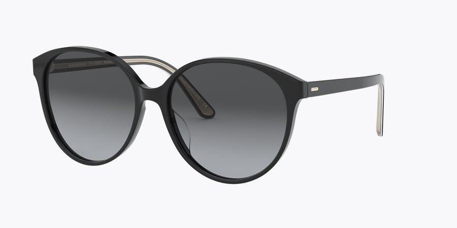 Sunglasses OV5425SU - Black - Grey Gradient Polar - Acetate | Oliver Peoples USA