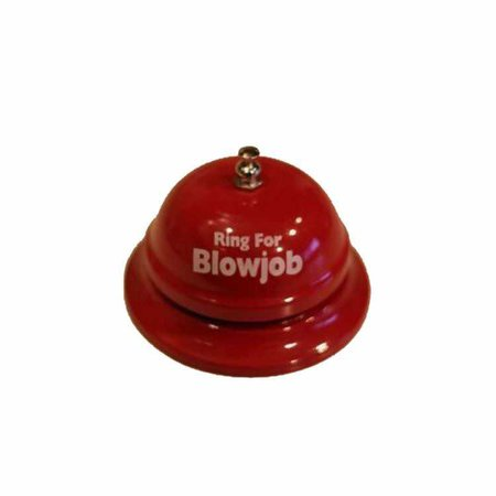 """""""ding for blowjob"""" bell"""