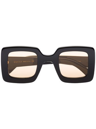 Gucci Eyewear square-frame Sunglasses - Farfetch