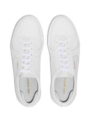Axel Arigato Platform Low-Top Sneakers 94017 White | Farfetch