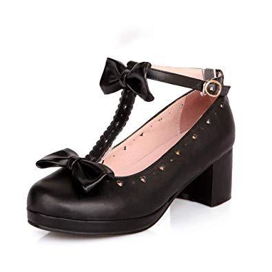 Low Heel lolita shoe