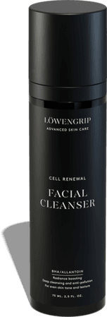 Advanced Skin Care - Cell Renewal Facial Cleanser – Löwengrip